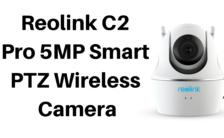 Reolink C2 Pro 5MP Smart PTZ Wireless Camera