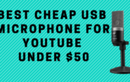 Best Cheap USB Microphone for YouTube Under $50