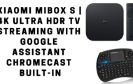 Xiaomi MiBox S _ 4K Ultra HDR TV Streaming with Google Assistant Chromecast built-in
