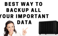 Best Way to Backup All Your Important Data