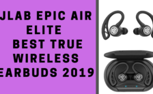 JLab Epic Air Elite | Best True Wireless Earbuds 2019