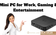 Mini PC for Work, Gaming & Entertainment