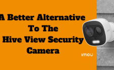 A Better Alternative to Hive View Security Camera