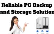 Reliable PC Backup and Storage Solution