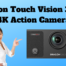 Dragon Touch Vision 3 Pro 4K Action Camera