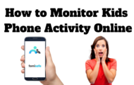 How to Monitor Kids Phone Activity Online