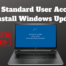 Allow Standard User Accounts to Install Windows Updates