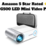 Amazon 5 Star Rated GooDee G500 LED Mini Video Projector