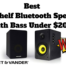 Best Bookshelf Bluetooth Speakers with Bass Under $200