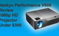 Vankyo Performance V600 Review | Best 1080p HD Projector Under $250