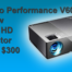 Vankyo Performance V600 Review   Best 1080p HD Projector Under $250