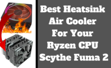 Best Heatsink Air Cooler for your Ryzen CPU