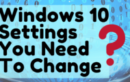 How to Protect Your Privacy in Windows 10