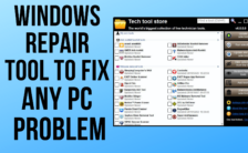 Windows Repair Tool to Fix Any PC Problem