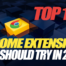 10 Useful Chrome Extensions You Should Try in 2020