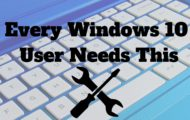 Every Windows 10 User Needs This Tool