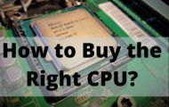 How to Buy the Right CPU