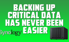 Backing Up Critical Data Has Never Been Easier https://youtu.be/3TlIU3xQ9bI Synology 4 Bay NAS DiskStation DS920+ (Diskless), 4-Bay; 4GB DDR4 https://amzn.to/3eDDwz8 Info https://www.synology.com/en-us/products/DS920+ If you don't have a (NAS) Network Attached Storage, then you really should consider getting one, they are more than just somewhere to store your data. What is the best way to back up data? DS920+ is a great option to backup all your Critical Data, like photos, document, video, music, and much more. ——————— My Social Links: 🔵 View My Channel - http://youtube.com/Britec09 🔵 View My Playlists -https://www.youtube.com/user/Britec09/playlists 🔵 Follow on Twitter - http://twitter.com/Britec09 🔵 Follow on Facebook: http://facebook.com/BritecComputers 🔵 View my Website: http://BritecComputers.co.uk 🔵 My Official Email: brian@briteccomputers.co.uk 🔵 My Discord: https://discord.gg/YAuGm5j ✅ Britec Merchandise https://teespring.com/en-GB/stores/britec-store #Synology #DS920+ #NAS #NetworkAttachedStorage #Backup