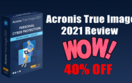 Acronis True Image 2021 Review