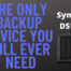 The ONLY Backup Device You Will Ever Need