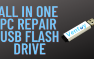 All in One PC Repair USB Flash Drive