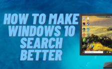 How to Make Windows 10 Search Better