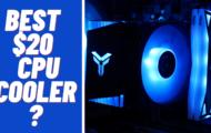 Best $20 Budget RGB CPU Cooler