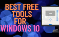 Best Free Tools for Windows 10 PowerToys