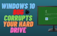 Windows 10 bug corrupts your hard drive on seeing this file's icon