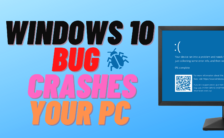 Windows 10 bug crashes your PC when you access this location