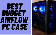 Best Budget Airflow PC Case - Nova Mesh SE TG RGB