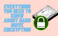 How to encrypt your hard drive or SSD