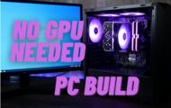 cheap pc build