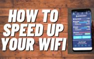 How to make your wifi speed faster