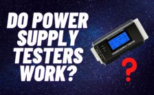 How to test a power supply