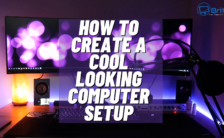 how to customize your computer space