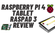 Turn your Raspberry Pi 4 into a tablet
