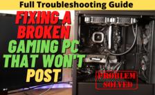 PC Has No Display Fix