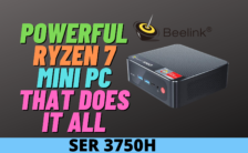 Beelink Ser Mini PC Ryzen 7 3750H
